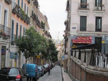 Barrio de Malasaña, Madrid .Carmen Voces - CC BY 2.0. Imagen original - Ningún cambio.