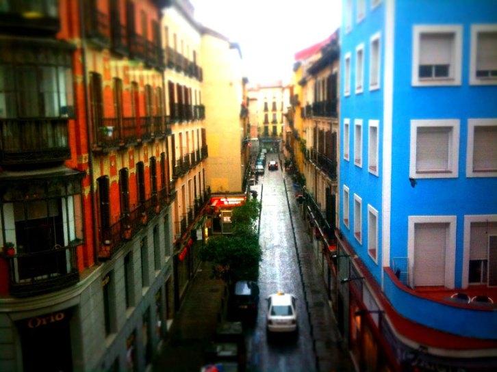 Barrio de Malasaña, Madrid .Roger Casas-Alatriste - CC BY ND 2.0. Imagen original - Ningún cambio.