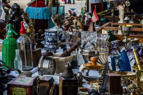 Venta de antigüedades en El Rastro - Pedro Pardo - CC BY 2.0