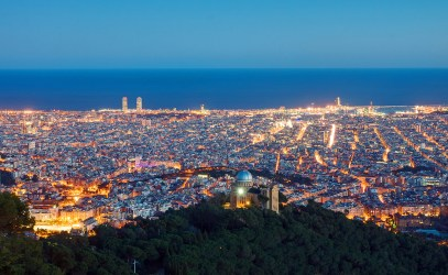 Observatorio Fabra, Barcelona.
