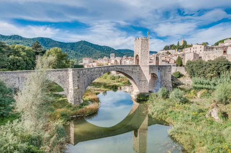 Besalú, Cataluña