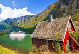 Flåm, Noruega