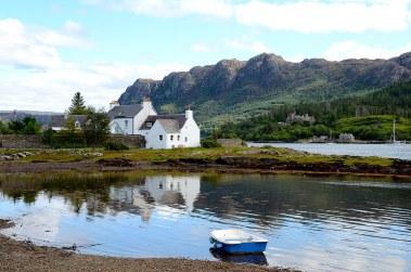 Plockton. Bahía de Loch Carron
