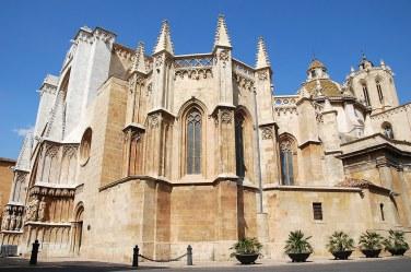 Catedral de Tarragona - Foto: Tomàs Badia Navarro , CC BY SA 2.0