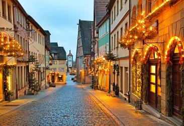 Rothenburgo / Rothenburg ob der Tauber