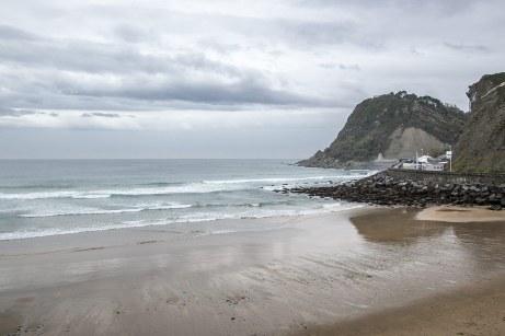 Playa, Getaria, Euskadi / País Vasco