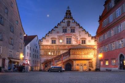 Palacio del Ayuntamiento, Lindau, Baviera