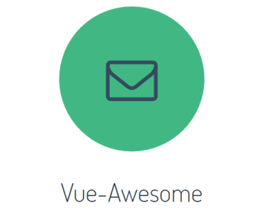 font-awesome-component-for-vue-js