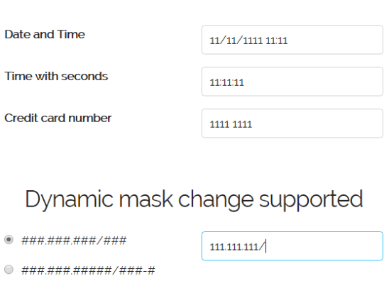 Vue Currency Mask