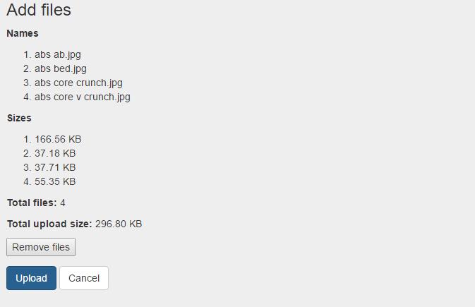 Drag and Drop Multiple File Uploader For VueJS 2 - Vue js Script
