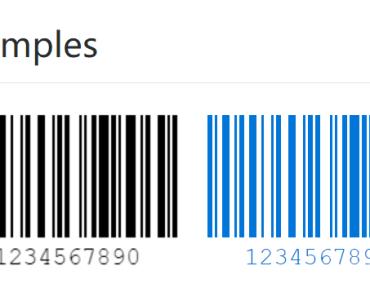 Flexible Barcode Generator In Vue.js