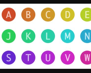 Letter Avatar Component For Vue.js