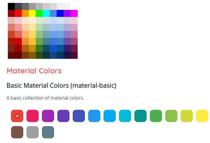 Minimal Color Selector For Vue js - Vue Swatches - Vue js Script