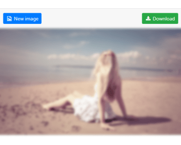 CSS3 Image Filter With Vue.js