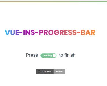 Instagram Progress Bar For Vue.js-min