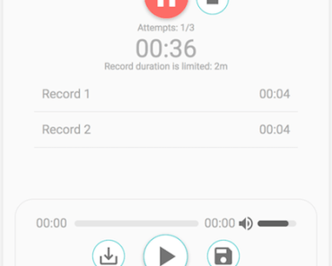 Simple Audio Recorder For Vue.js-min