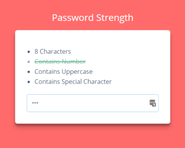 Vue Password Strength Validator-min