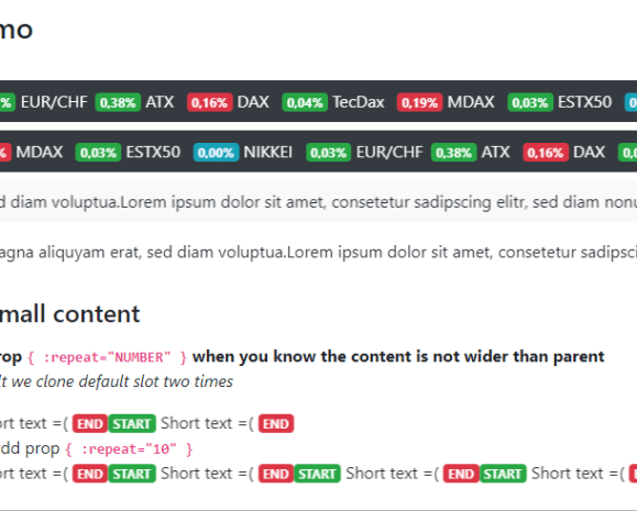 Slide Up/Down Effects For Vue js - Vue js Script