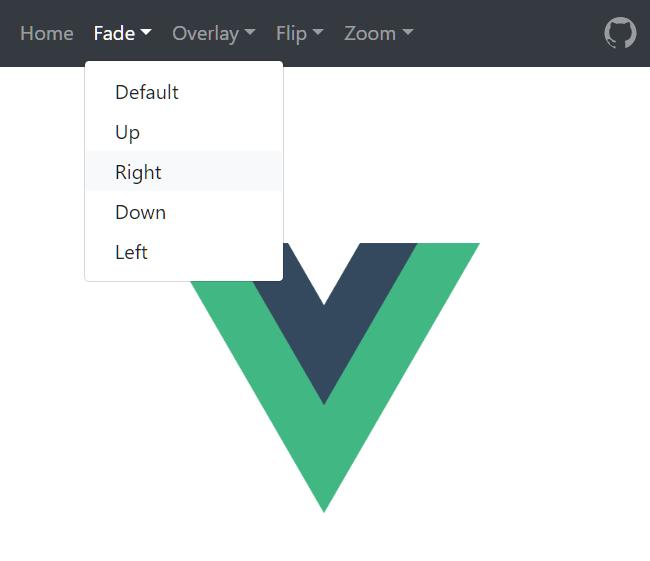 Vue js Plugin For Page/Route Transitions - Vue js Script