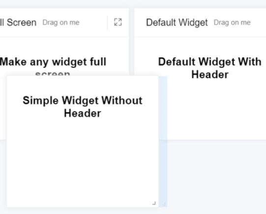 Drag And Drop Page Builder For Vue js - Vue js Script