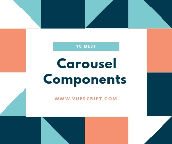 Vue js Carousel & Slider Components - Vue js Script