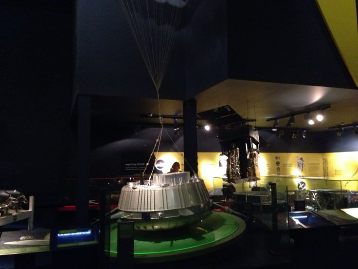 A Research to SPACE EXPLORATION - Science Museum -5