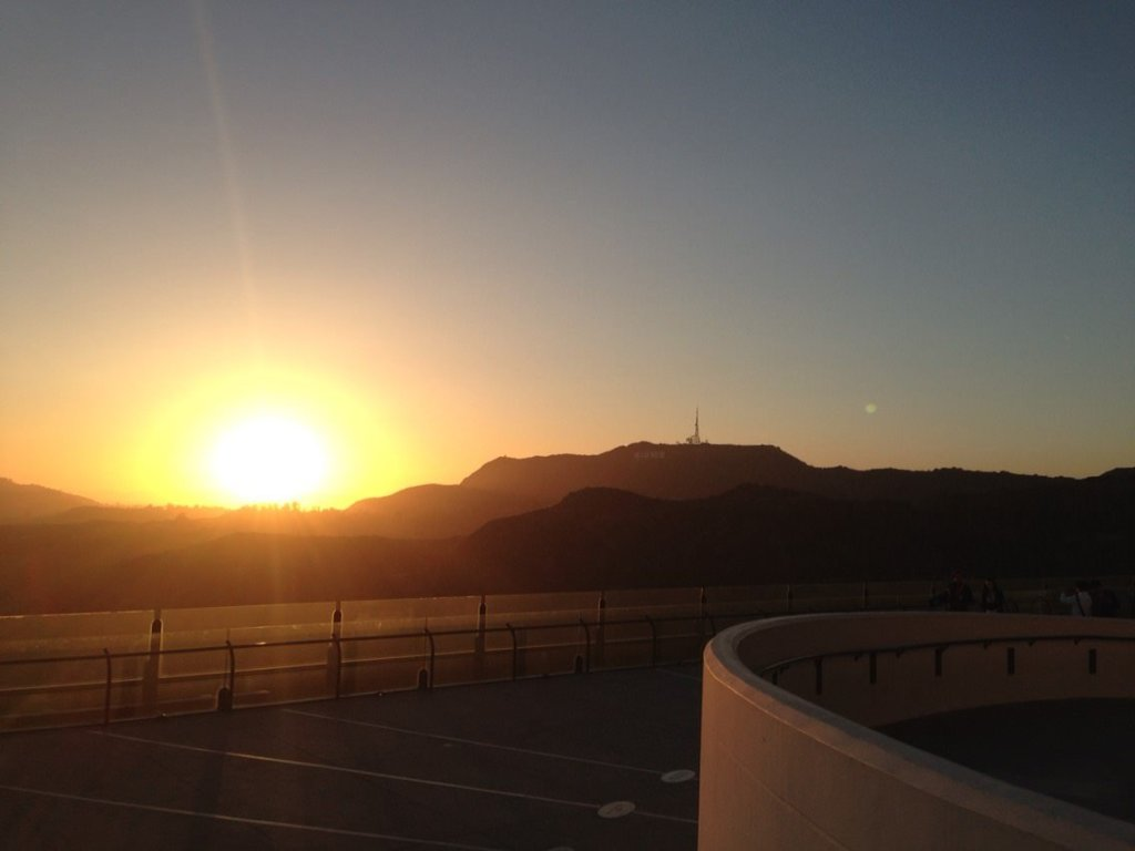 A research to Griffith Observatory-5