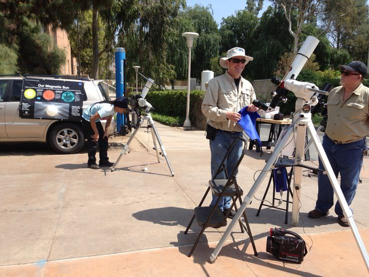 Astronomical Society Gathering - Society for Astronomical Science-13