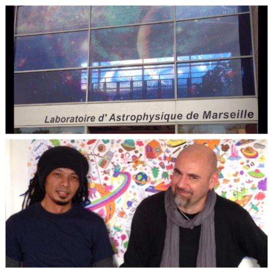 Laboratoire d'Astrophysique de Marseille (UMR7326 - CNRS-INSU, Université d'Aix-Marseille)-23