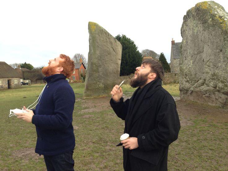 Research Trip to Avebury Stone Circle-1