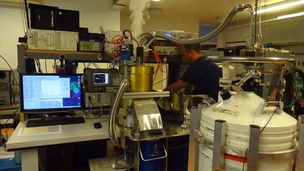 Research to IRAM - Institut de Radioastronomie Millimétrique - 1