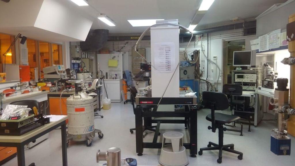 Research to IRAM - Institut de Radioastronomie Millimétrique - 14