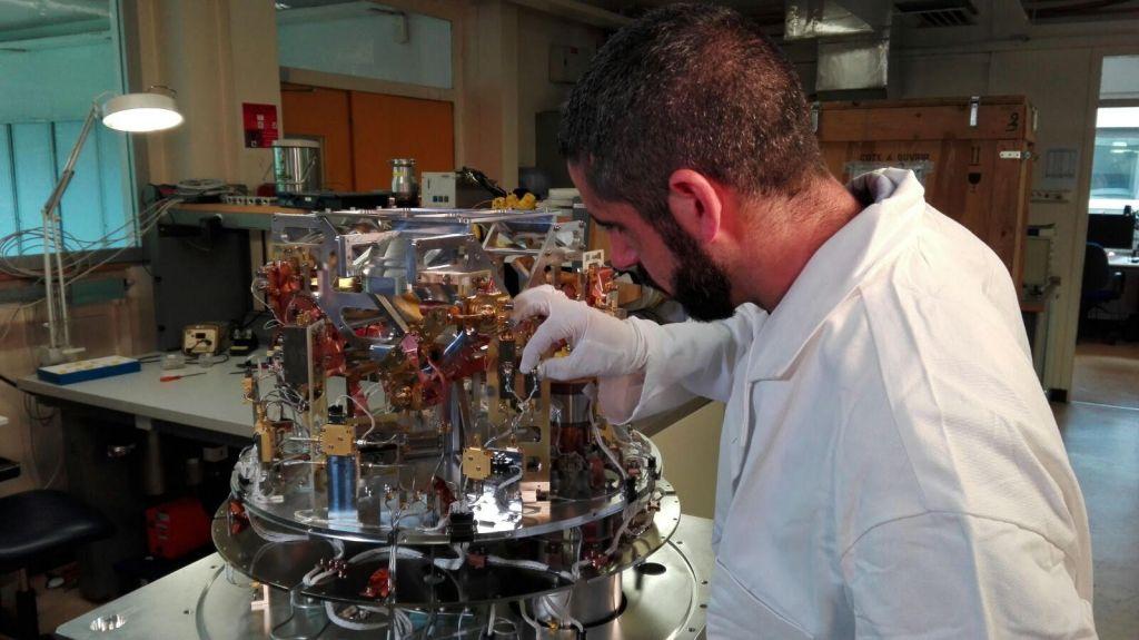 Research to IRAM - Institut de Radioastronomie Millimétrique - 19