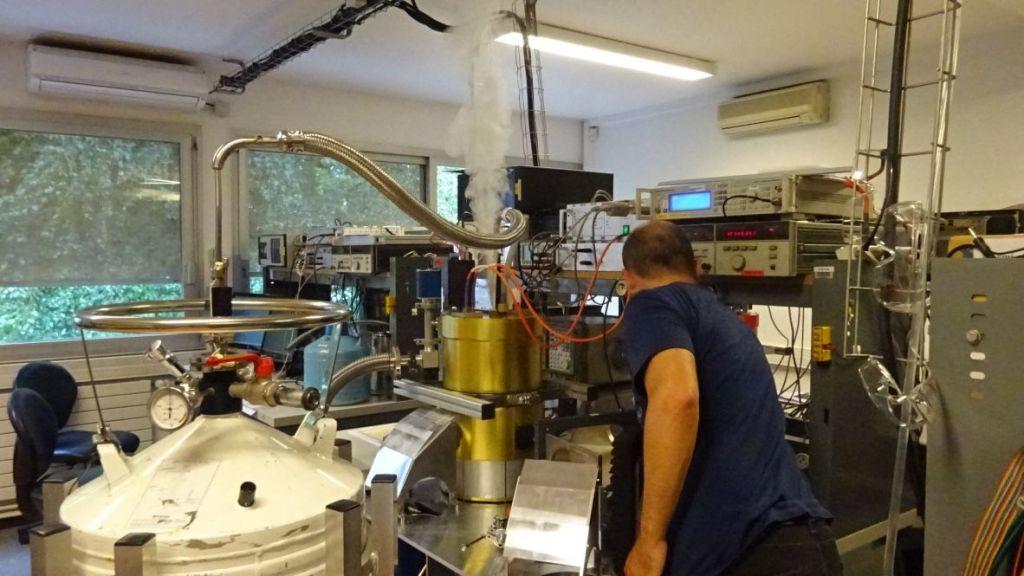 Research to IRAM - Institut de Radioastronomie Millimétrique - 2