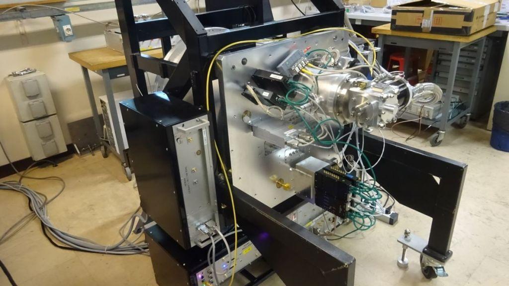 Research to IRAM - Institut de Radioastronomie Millimétrique - 4