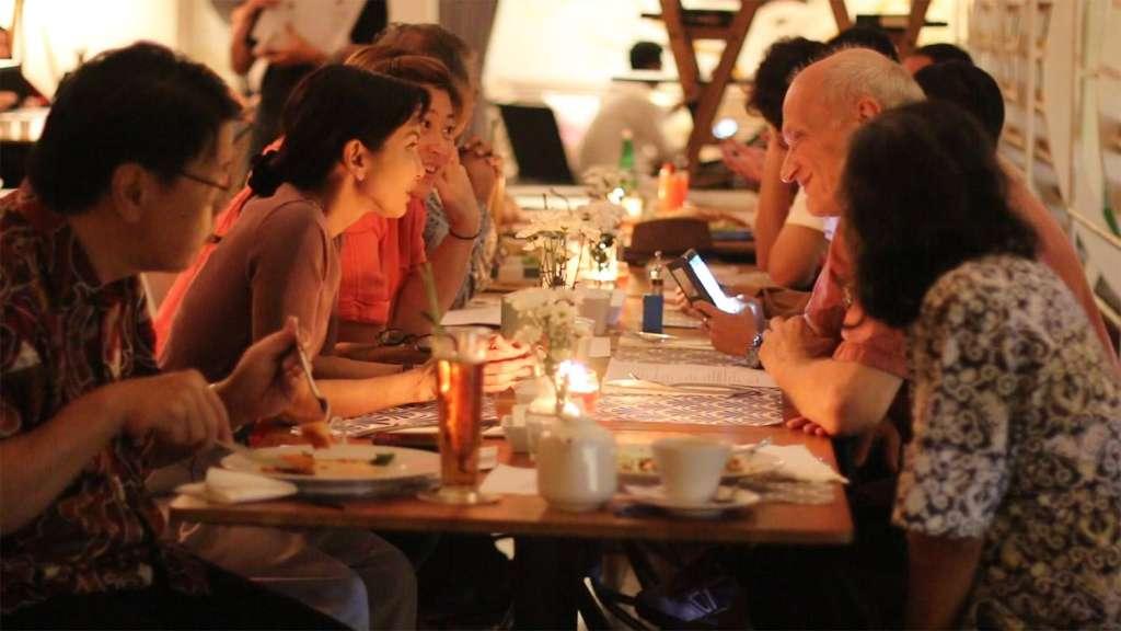 Dinner welcoming all speakers-2