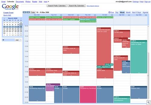 Kalendergoogle