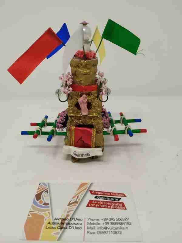 Candelora Macellai Festa S.Agata