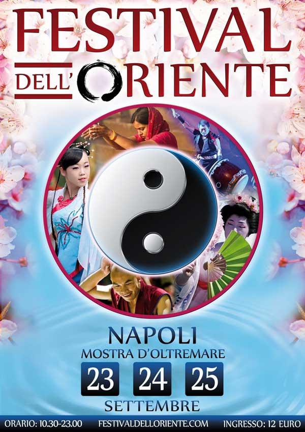 Festival dell'Oriente a Napoli