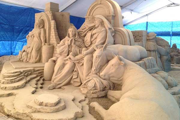 presepe-di-sabbia