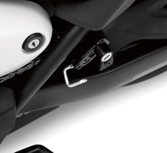 Helmet Lock for Kawasaki Vulcan S ABS