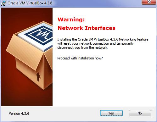 Connexion réseau coupée