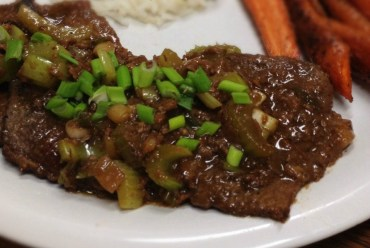 Hunter's Beef Recipe