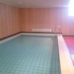 Taloyhtiössä uima-allas