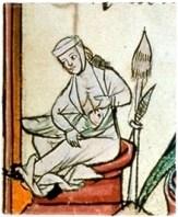 Psalter, Östereich cod. 1898; fol. 179v 1295-1300