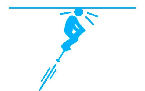 Overhead Obstacles Icon
