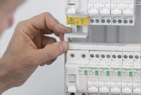Adoptez Resi9 Le Tableau Lectrique De Schneider Electric