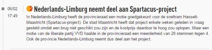 NL Limburg tram_VRT