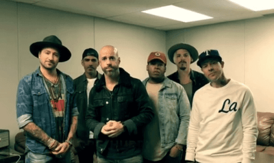 The Rock Band Daughtry boosts Habitat for Humanity's response to hurricanes Harvey and Irma