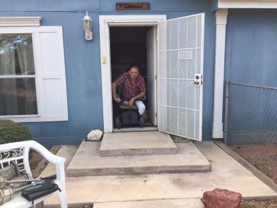 Homeowner thanks Verde Valley Habitat for Humanity